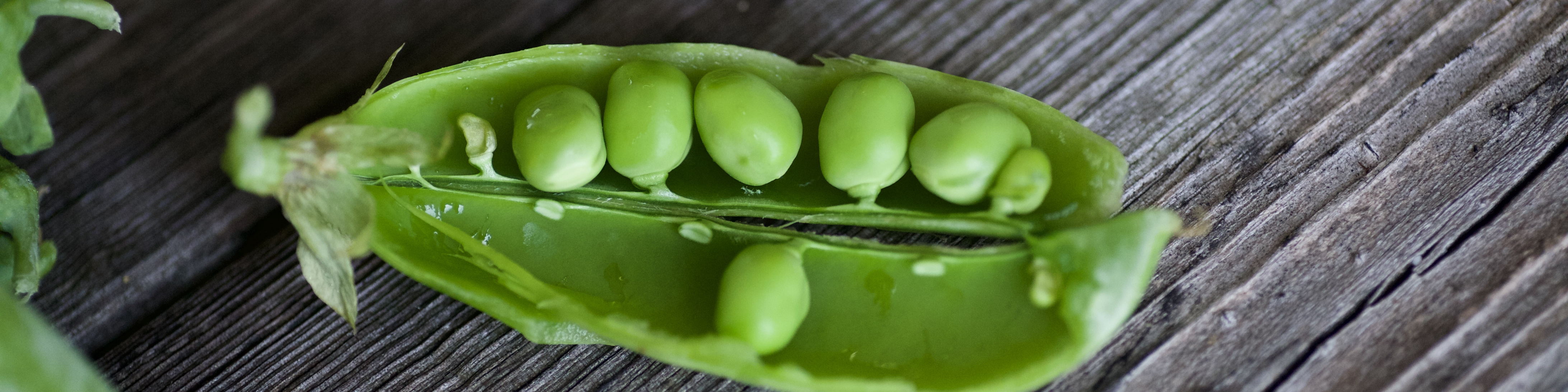 Beans and Peas